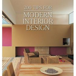 200 Tips for Modern Interior Design, 000416906 by Marta Serrats, 9781554077748.