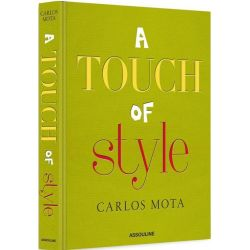 A Touch of Style by Carlos Mota, 9781614282990.