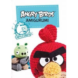 Angry Birds Amigurumi, And More by Rovio Entertainment, 9781589238701.