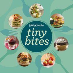 Betty Crocker Tiny Bites, Betty Crocker Books by Betty Crocker, 9780544334441.