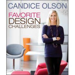 Candice Olson Favorite Design Challenges, Candice Olson by Candice Olson, 9781118504468.