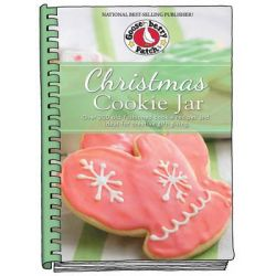 Christmas Cookie Jar, Over 200 Old-Fashioned Cookie Recipes and Ideas for Creative Gift-Giving by Gooseberry Patch, 9781620931615.