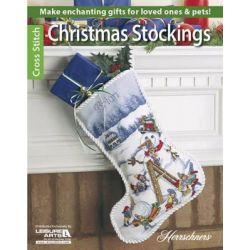 Christmas Stockings, Make Enchanting Gifts for Loved Ones and Pets! by Herrschners, 9781464735264.