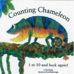 Counting Chameleon, 1 to 10... a Jungle Story! by Alex Lluch, 9781887169509.