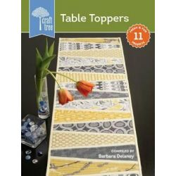 Craft Tree Table Toppers, Craft Tree by Barbara Delaney, 9781620335574.