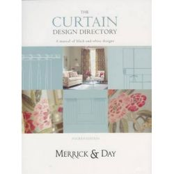 Curtain Design Directory, The Must-have Handbook for All Interior Designers and Curtain Makers by Catherine Merrick, 9780953526772.