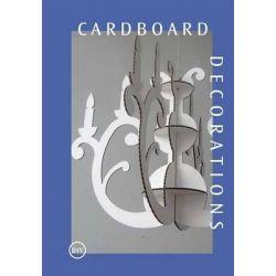 DIY Cardboard Decorations, DIY by Index Book, 9788415308522.