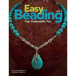 Easy Beading, Vol. 06 by BeadStyle Magazine, 9780871162915.