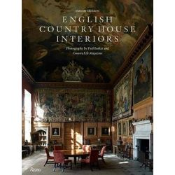 English Country House Interiors by Jeremy Musson, 9780847835690.