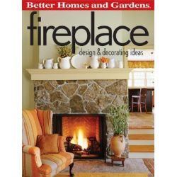 Fireplace, Design and Decorating Ideas by Paula Marshall, 9780696225536.