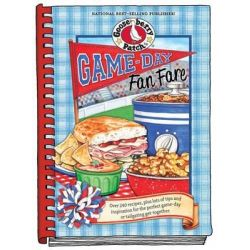 Game-day Fan Fare, Over 240 Recipes, Plus Tips and Inspiration to Make Sure Your Game-day Celebration is a Home Run! by Gooseberry Patch, 9781620930151.