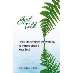 Girl Talk, Daily Reflections for Women by Sharon Wegscheider-Cruse, 9781558745513.