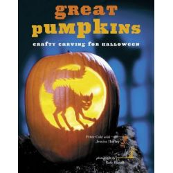 Great Pumpkins, Tricks and Treats for Halloween by Peter Cole, 9780811840583.