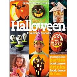 Halloween Tricks and Treats, Better Homes and Gardens Crafts by Better Homes & Gardens, 9780470503966.