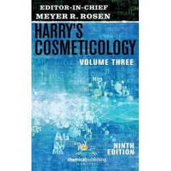 Harry's Cosmeticology 9th Edition Volume 3 by Meyer R Rosen, 9780820601786.