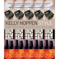 Kelly Hoppen Style, The Golden Rules of Design by Kelly Hoppen, 9781910254080.