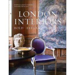 London Interiors, Bold, Elegant, Refined by Barbara Stoeltie, 9782080202956.