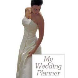 My Wedding Planner, (B&w USA Version) by Marian Blake, 9781495214226.
