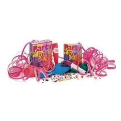Party in a Box!, Miniature Editions by Susan Horn, 9780762409730.
