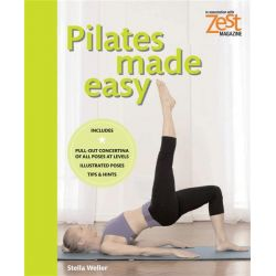 Pilates Made Easy, Made Easy (Collins & Brown) by Zest Magazine, 9781843405269.
