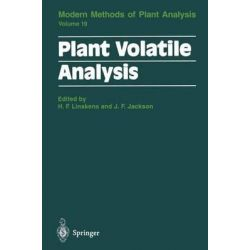 Plant Volatile Analysis, Molecular Methods of Plant Analysis by Hans F. Linskens, 9783642082689.