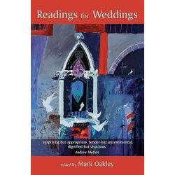 Readings for Weddings by Mark Oakley, 9780281053292.