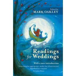 Readings for Weddings by Mark Oakley, 9780281070954.