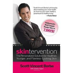 Skintervention, The Personalized Solution for Healthier, Younger, and Flawless-looking Skin from the Inside Out by Scott-Vincent Borba, 9780757315527.