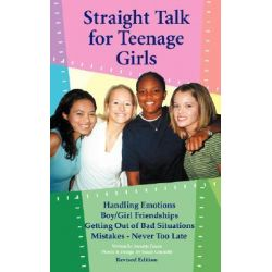 Straight Talk for Teenage Girls by Annette Fuson, 9781434373366.