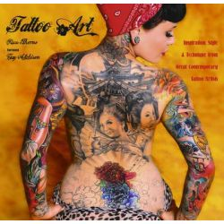 Tattoo Art, Inspiration, Impact & Technique from Great Contemporary Tattoo Artists by Russ Thorne, 9780857756039.