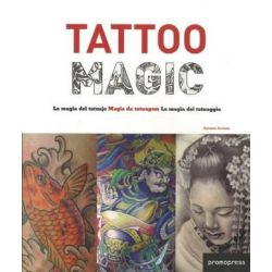 Tattoo Magic by Cristian Campos, 9788492810437.