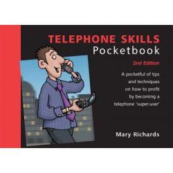 Telephone Skills Pocketbook, Management Pocketbooks S. by Mary Richards, 9781903776841.