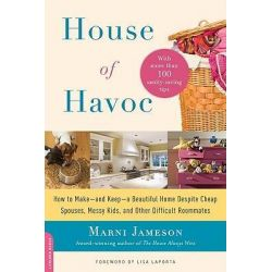 The Home Stretch, How to Make,and Keep, a Beautiful Home Despite Cheap Spouses, Messy Kids, and Other Difficult Roommates by Marni Jameson, 9780738213118.