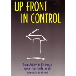 Upfront in Control by Peter Miller, 9780646391786.