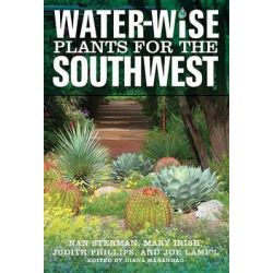 Water-Wise Plants for the Southwest, Water Gardening by Nan Sterman, 9781591864684.