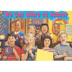 We Can Share at School, Learn to Read, Read to Learn: Social Studies by Rozanne Lanczak Williams, 9781574711257.