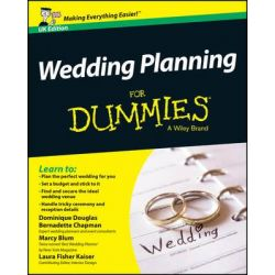 Wedding Planning For Dummies by Dominique Douglas, 9781118699515.