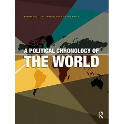 A Political Chronology of the World, Political Chronology of the World series by Europa Publications Limited, 9781857435771.