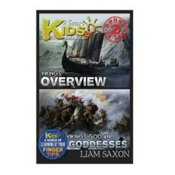 A Smart Kids Guide to Vikings Overview and Vikings Gods & Goddesses, A World of Learning at Your Fingertips by Liam Saxon, 9781514350959.