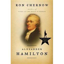 Alexander Hamilton by Ron Chernow, 9781594200090.
