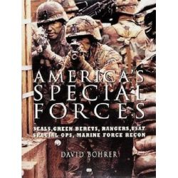 America's Special Forces by David Bohrer, 9780760313480.