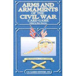 Arms & Armaments of Civil War, Civil War Series by U S Games Systems, 9780880791809.