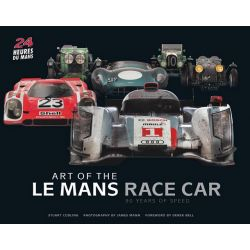 Art of the Le Mans Race Car, 90 Years of Speed by Stuart Codling, 9780760344378.