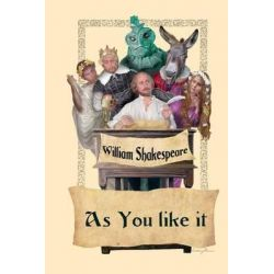 As You like it by William Shakespeare, 9781627554664.