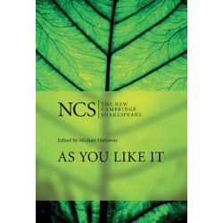 As You Like It, The New Cambridge Shakespeare by William Shakespeare, 9780521519748.