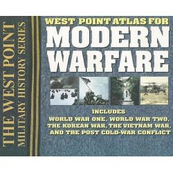 Atlas for Modern Warfare, West Point Military History by Square One, 9780757001673.