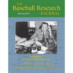 Baseball Research Journal (Brj), Volume 43 #1 by Society for American Baseball Research (Sabr), 9781933599632.