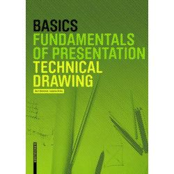 Basics Technical Drawing, Basics by Bert Bielefeld, 9783034613262.