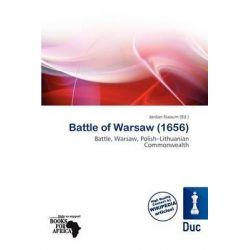Battle of Warsaw (1656) by Jordan Naoum, 9786200293732.