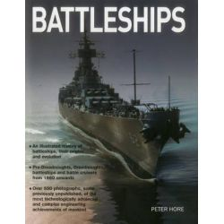 Battleships by Peter Hore, 9780754829812.